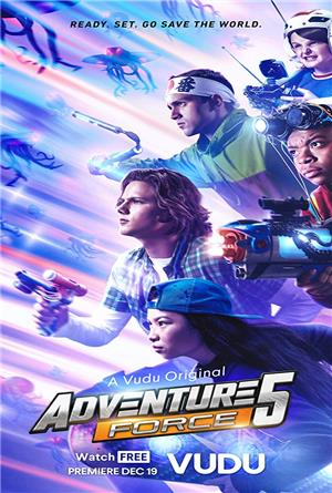 Adventure Force 5 (2019) 1080p Poster