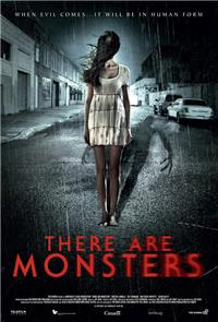 There Are Monsters (2015) 1080p Poster