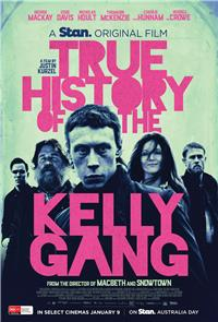 True History of the Kelly Gang (2020) Poster