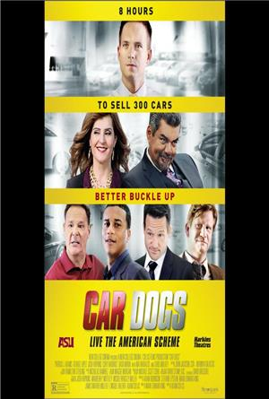 Car Dogs (2017) 1080p Poster