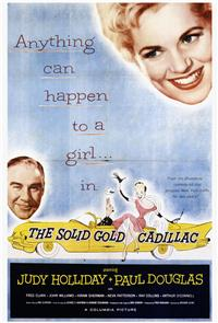 The Solid Gold Cadillac (1956) Poster