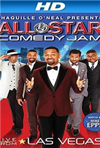Shaquille O'Neal Presents: All Star Comedy Jam - Live from Las Vegas (2014) 1080p Poster