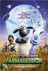 A Shaun the Sheep Movie: Farmageddon (2019) Poster