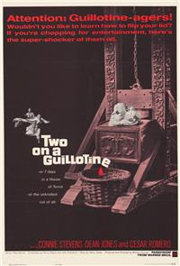Two on a Guillotine (1965) Poster