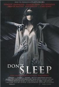 Don't Sleep (2017) 1080p Poster