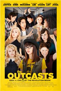 The Outcasts (2017) 1080p Poster