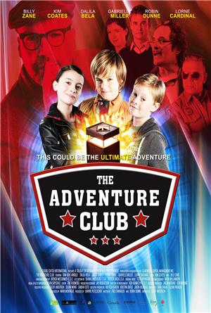 The Adventure Club (2017) 1080p Poster