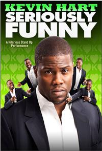 Kevin Hart: Seriously Funny (2010) 1080p Poster