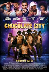 Chocolate City (2015) 1080p Poster