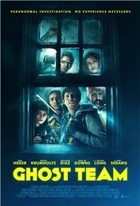 Ghost Team (2016) 1080p Poster