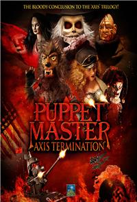 Puppet Master: Axis Termination (2017) Poster