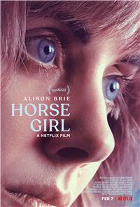 Horse Girl (2020) 1080p Poster