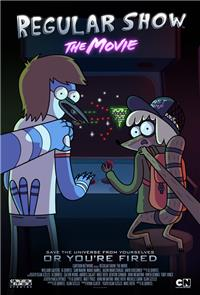 Regular Show: The Movie (2015) 1080p Poster