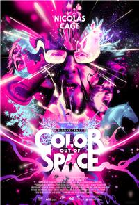 Color Out of Space (2019) Poster