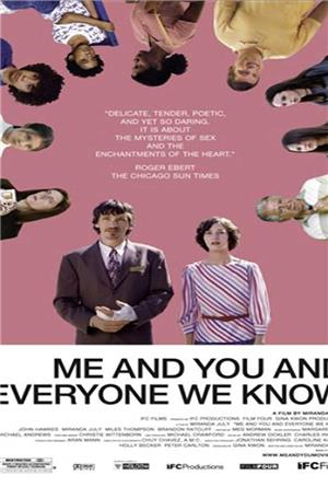 Me and You and Everyone We Know (2005) 1080p Poster