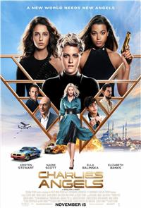 Charlie's Angels (2019) 1080p Poster