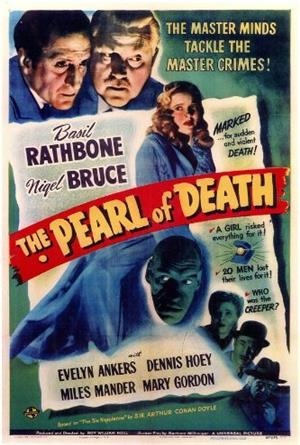 The Pearl of Death (1944) 1080p Poster