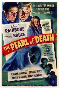 The Pearl of Death (1944) Poster