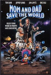 Mom and Dad Save the World (1992) 1080p Poster