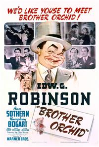 Brother Orchid (1940) 1080p Poster