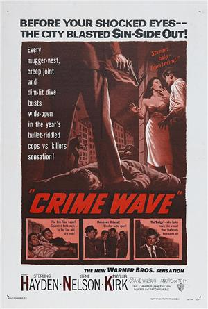 Crime Wave (1953) 1080p Poster