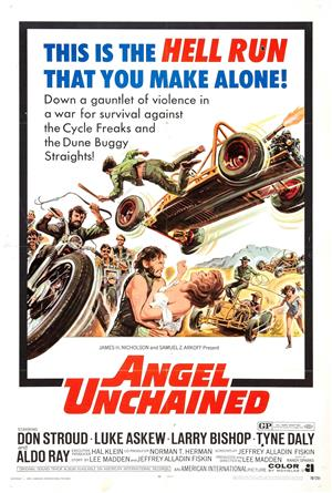 Angel Unchained (1970) 1080p Poster