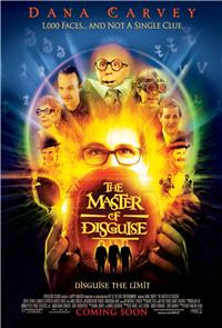 The Master of Disguise (2002) 1080p Poster