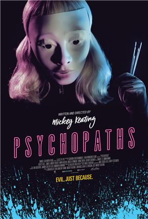 Psychopaths (2017) Poster