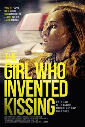 The Girl Who Invented Kissing (2017) Poster