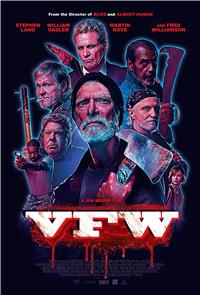 VFW (2019) 1080p Poster