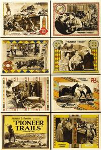 Pioneer Trails (1923) 1080p poster