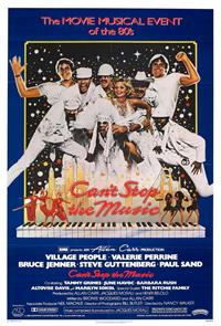 Can't Stop the Music (1980) poster