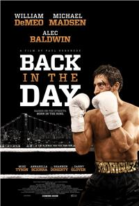 Back in the Day (2016) 1080p poster