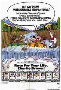 Race for Your Life, Charlie Brown (1977) 1080p Poster