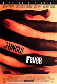 Jungle Fever (1991) 1080p Poster