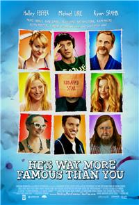 He's Way More Famous Than You (2013) 1080p Poster