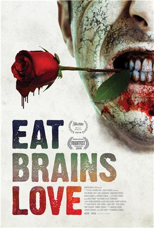 Eat Brains Love (2019) Poster