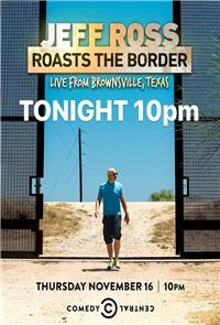 Jeff Ross Roasts the Border (2017) 1080p Poster
