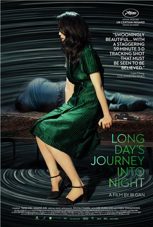 Long Day's Journey Into Night (2018) Poster
