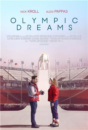 Olympic Dreams (2020) Poster