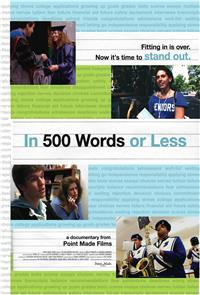 In 500 Words or Less (2009) 1080p poster