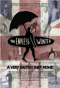 The Endless Winter - A Very British Surf Movie (2012) 1080p poster
