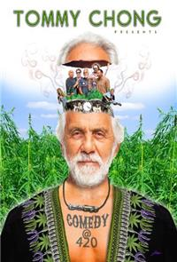 Tommy Chong Presents Comedy at 420 (2013) 1080p poster