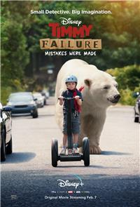 Timmy Failure: Mistakes Were Made (2020) 1080p poster