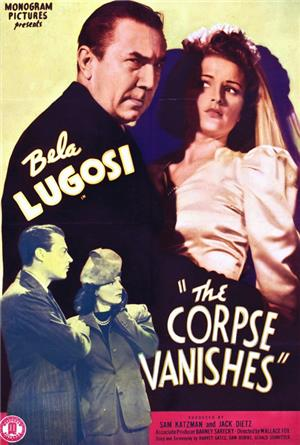 The Corpse Vanishes (1942) Poster