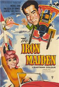 The Iron Maiden (1963) poster