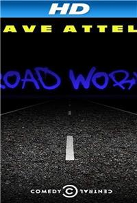 Dave Attell: Road Work (2014) 1080p poster