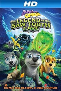 Alpha and Omega: The Legend of the Saw Tooth Cave (2014) 1080p Poster
