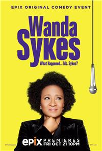 Wanda Sykes: What Happened… Ms. Sykes? (2016) 1080p poster
