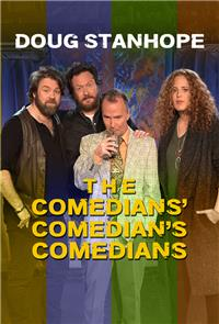 Doug Stanhope: The Comedians' Comedian's Comedians (2017) 1080p poster